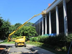 Building Façade Restoration