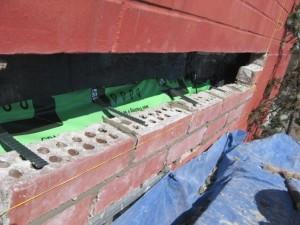 Parapet Wall Repair