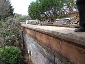 Planter Waterproofing