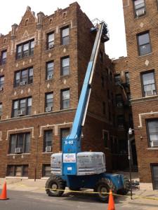 Façade Maintenance & Exterior Building Maintenance