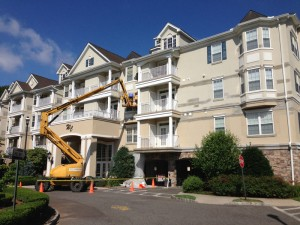 Balcony Waterproofing by Adriatic Restoration in New Jersey