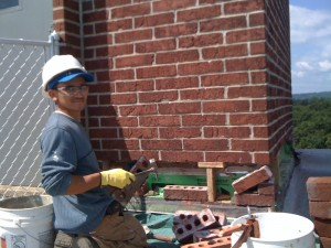 Brick Repair & Sealers by Adriatic Restoration in New Jersey