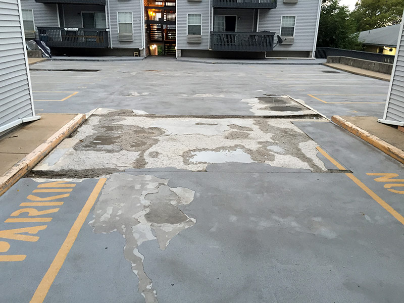 Concrete Replacement and Resurfacing