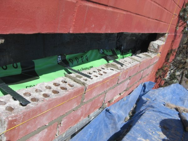 Common Parapet Wall Fails | Adriatic Restoration