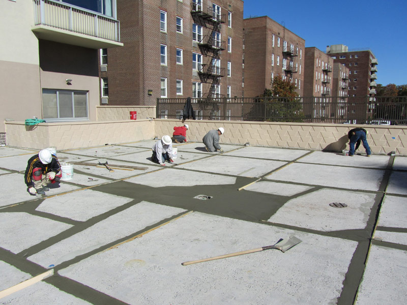 Concrete Deck Repair Service in NJ & NY