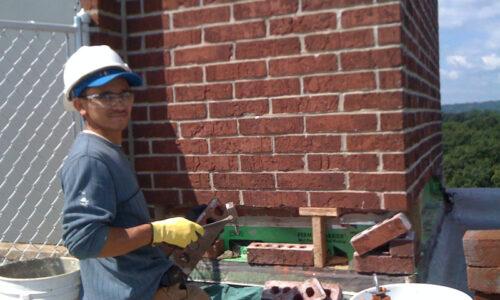 Brick Repair and Sealers