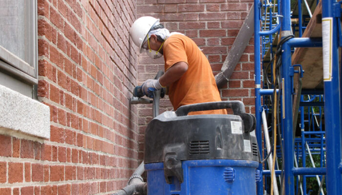 Brick Repointing Brick Tuck Pointing