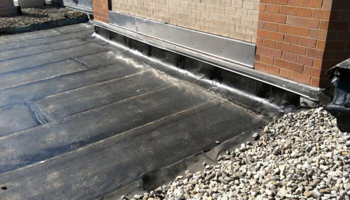 Commercial Flat Roof Repair