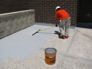 Deck Waterproofing