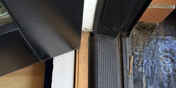 Doors Weather stripped