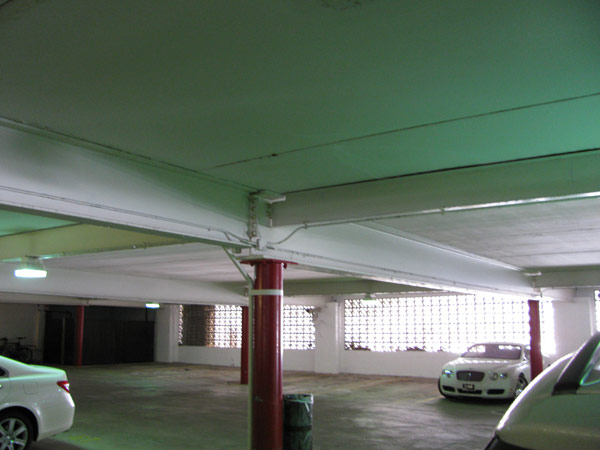 Parking Garage Restoration